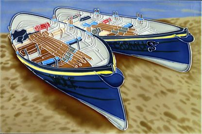 Beached Pilot Gigs 8x12