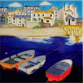 St. Ives, Cornwall 8x8