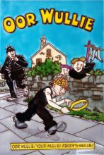 Oor Wullie - The Detective