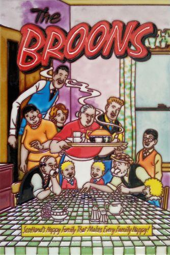 The Broons - Yer Tea's Oot