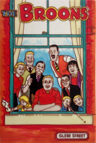 Broons Window 8x12