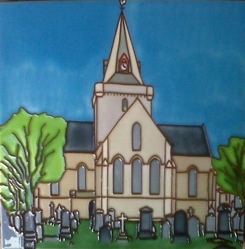 Dornoch Cathedral 8x8