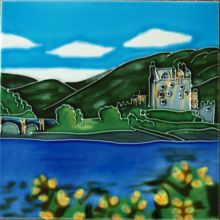 Eilean Donan Castle 8x8