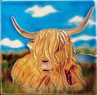 Highland Cow 4x4