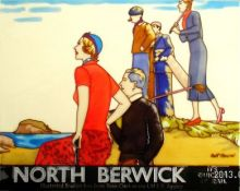 North Berwick LNER 11x14