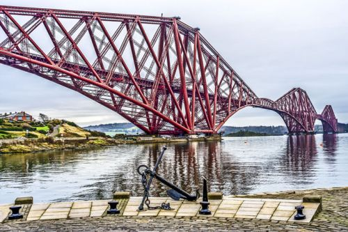 Forth Bridge 8x12