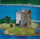 Castle Stalker, Argyll 6x6