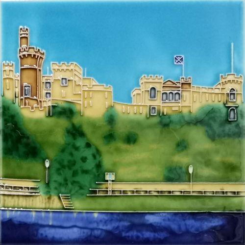 Inverness Castle  6x6