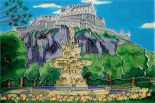 Edinburgh Castle 8x12