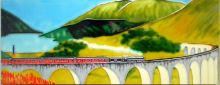 Glenfinnan Viaduct 6x16