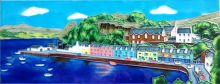 Portree Harbour, Isle of Skye 6x16