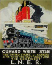 Cunard LNER 11x14