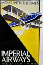 Imperial Airways 8x12