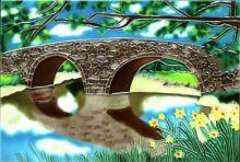 Two Bridges, Dartmoor 8x12