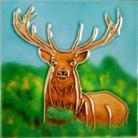 Red Deer Stag 4x4