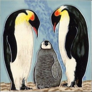 Emperor Penguins 8x8