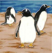 Gentoo Penguin 6x6