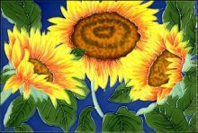 Sunflowers 8x12