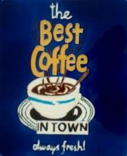 Best Coffee 8x12