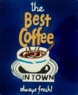 Best Coffee 8x12