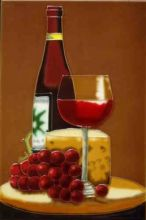 Red Wine 8x12