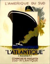 L Atlantique 11x14