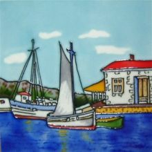 Fishing Boats 6x6