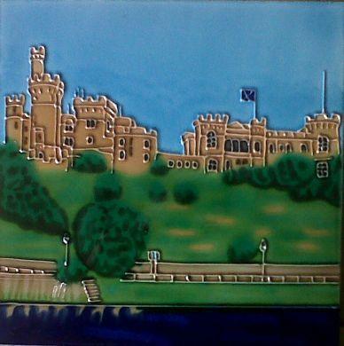 Inverness Castle 8x8
