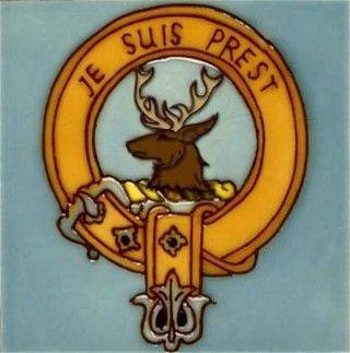 Fraser 4x4 Clan Crest