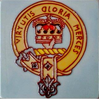 Robertson 4x4 Clan Crest