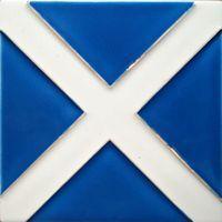 Scotland Flag 4x4
